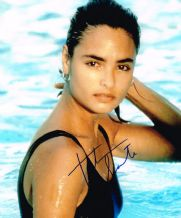 Talisa Soto Autograph Signed Photo